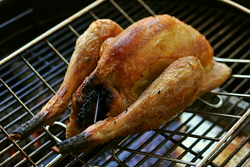 Kylling med lavendel