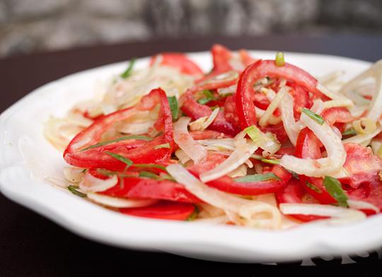 tomatsalat