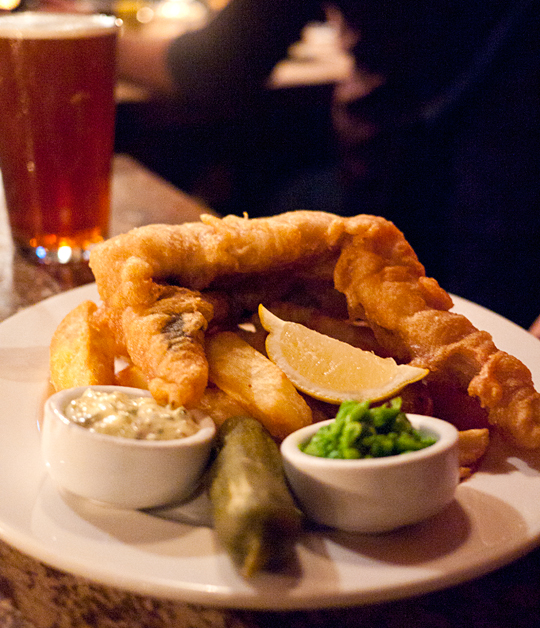 bull and last fish and chips