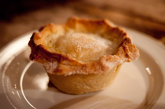 bull and last mince pie