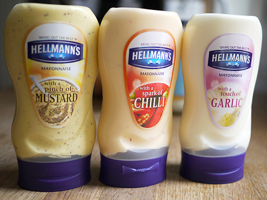 Hellmanns mayonnaise
