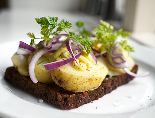 Hellmanns mayonnaise kartoffelmad