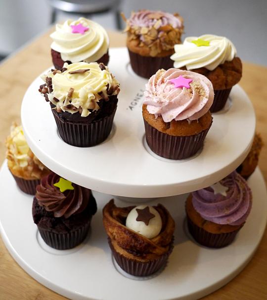 agnes cupcakes