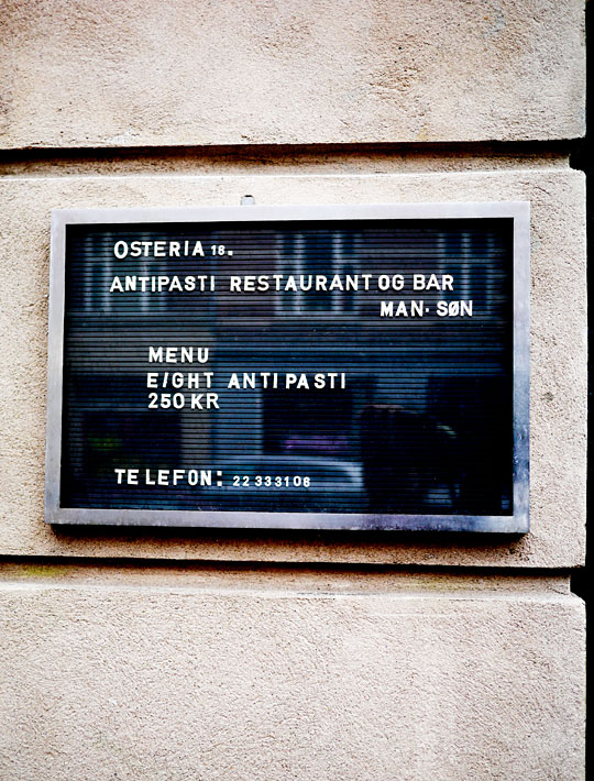osteria 16