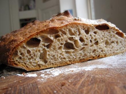franskbrød uden gær