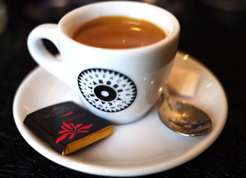 café på Christophe