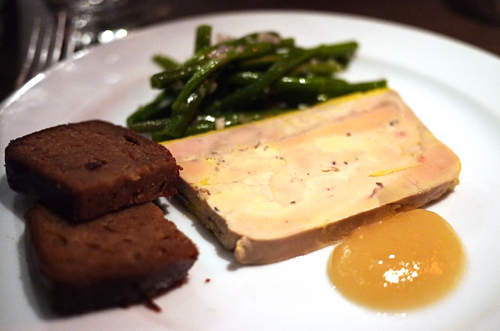 terrine de foie gras Philou