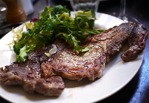 Café des Musées Paris steak