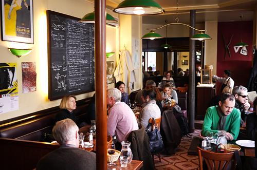 Café des Musées Paris