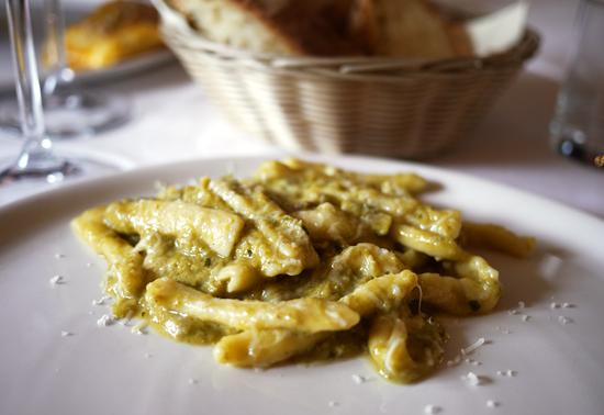 pasta asparges