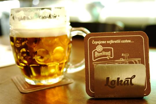 Lokal Prag