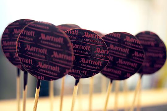 Marriott chokolade