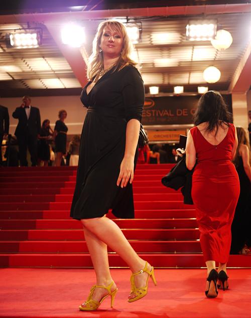 Mira Arkin Cannes Festival
