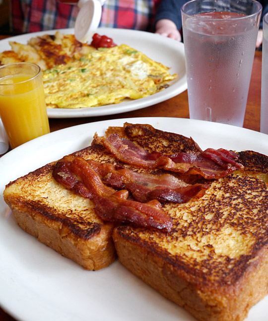 Amerikanske Og Meget Syndige Morgenmadder