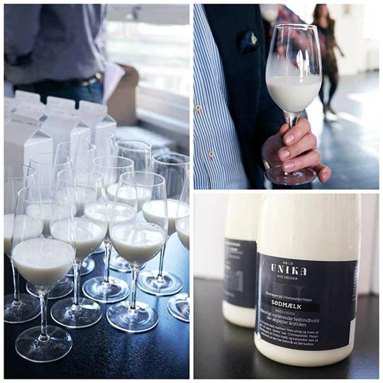 fermenteret mælk